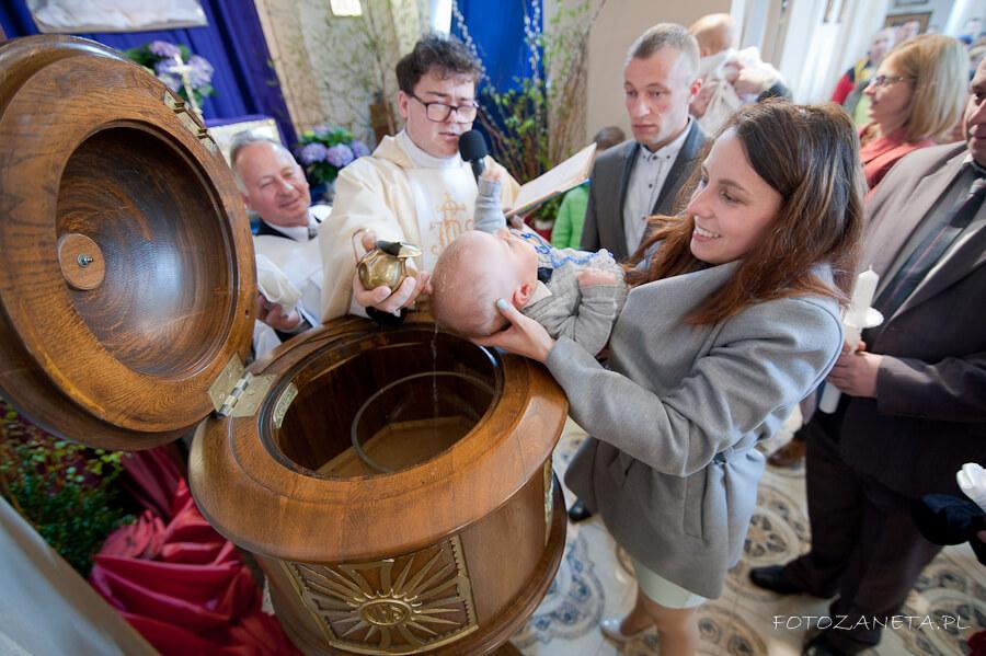 FotoZaneta reportaz z chrzcin