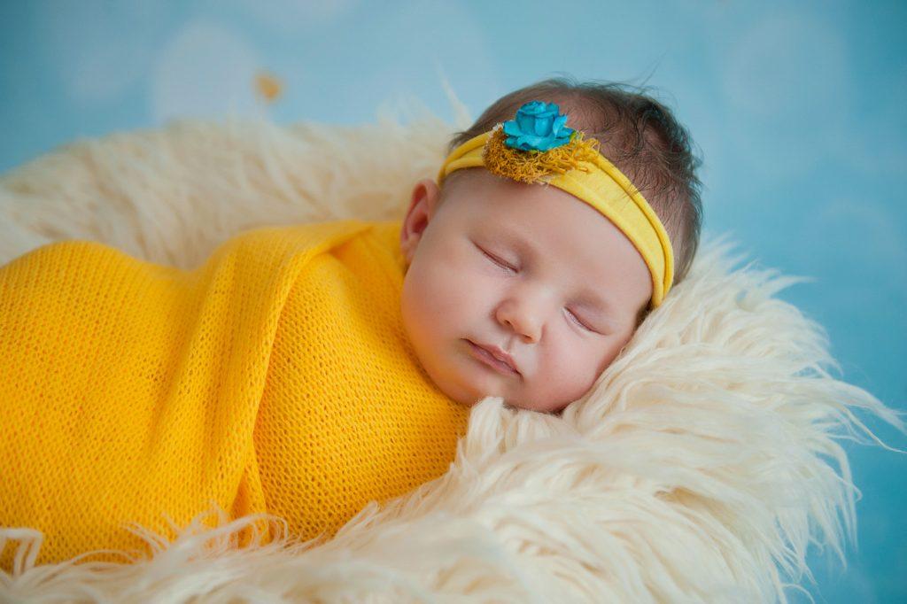Galeria zdjęć noworodków