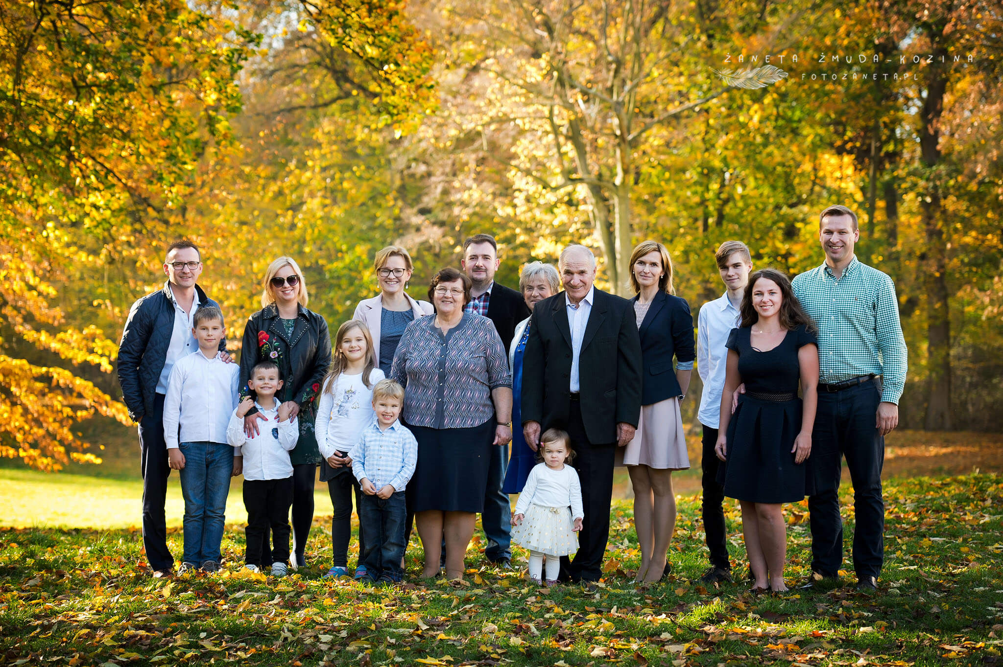 FotoZaneta fotografia rodzinna Jabłonna