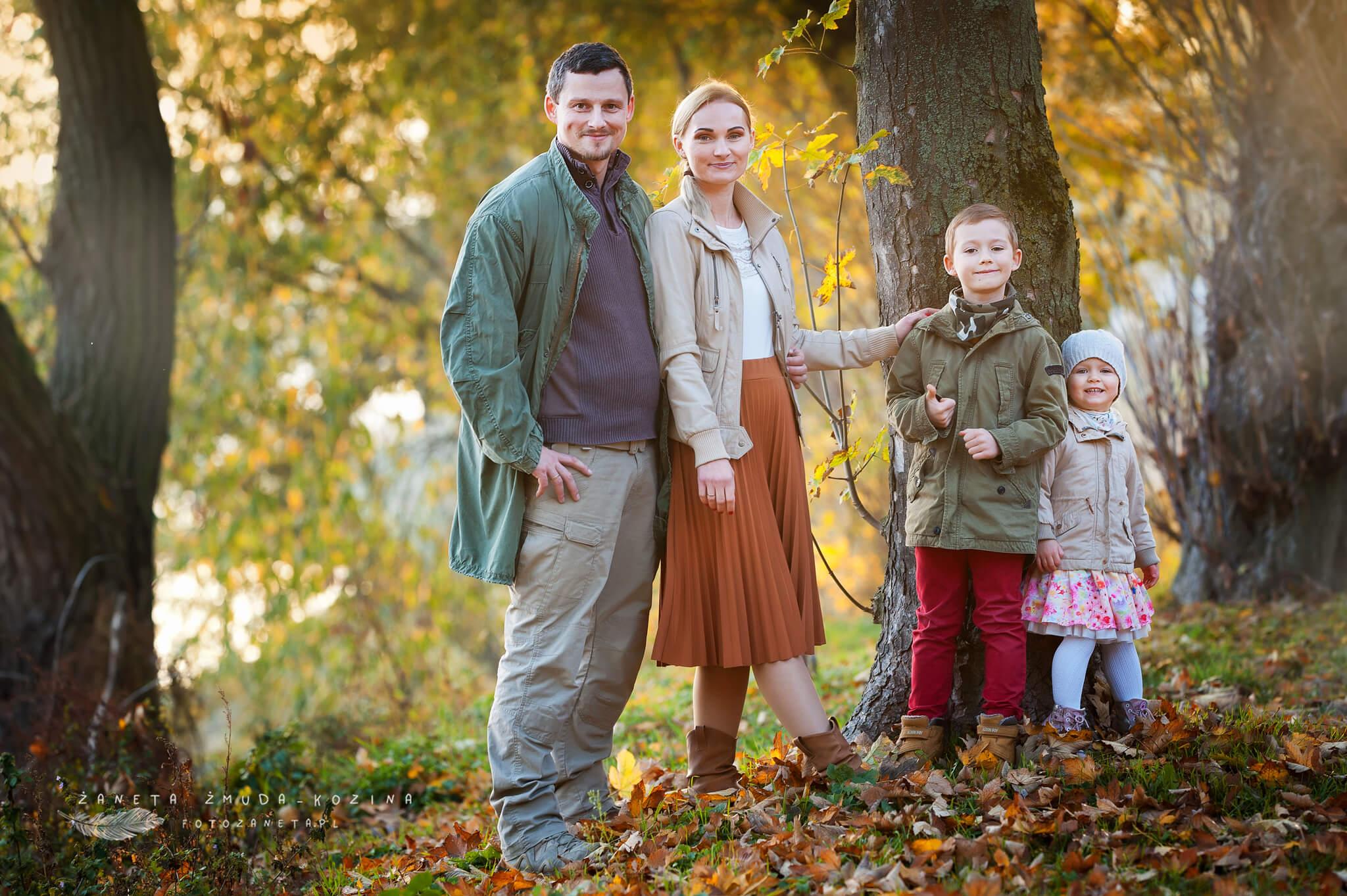 FotoZaneta fotografia rodzinna Nowy Dwór Maz.