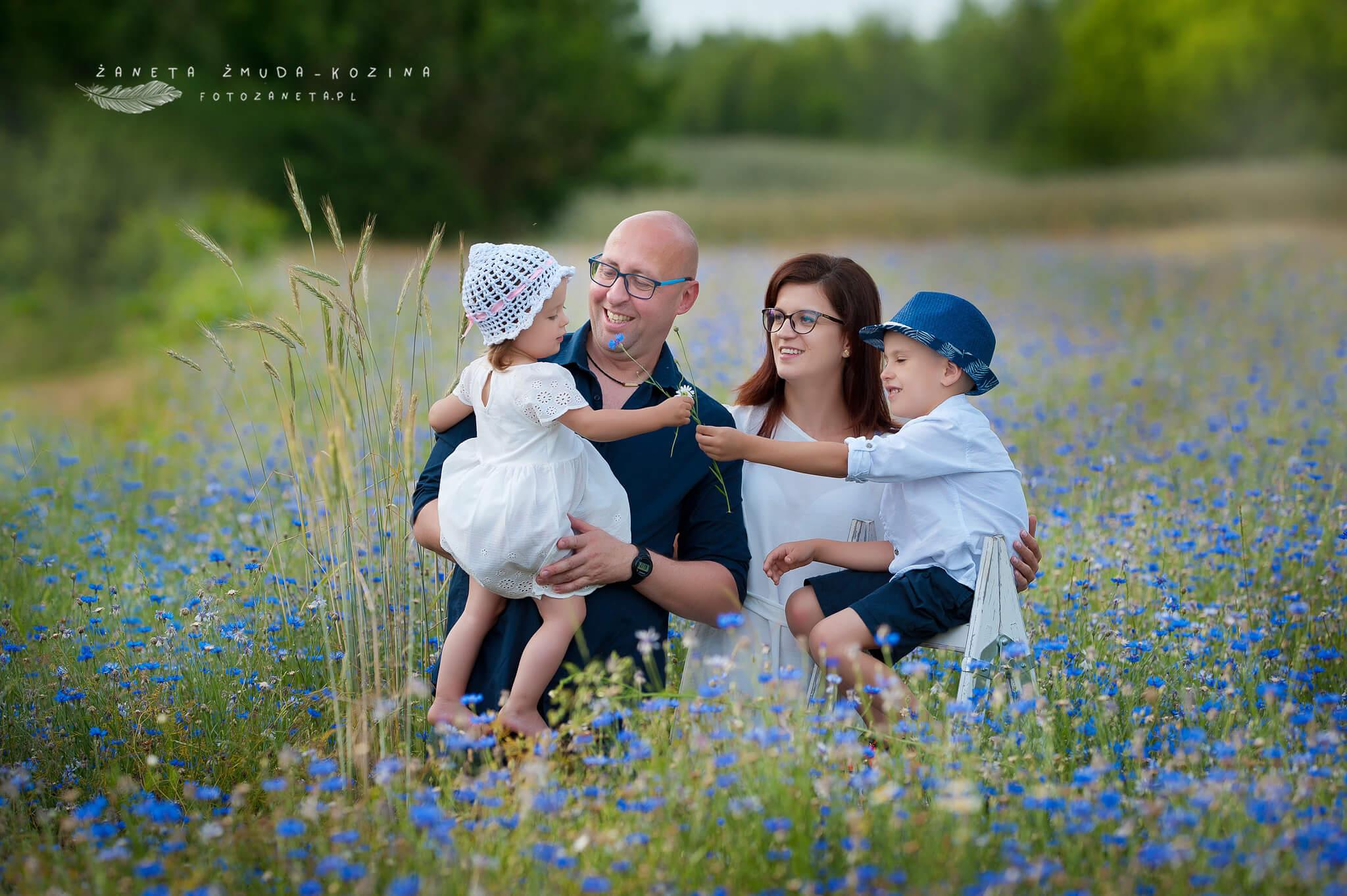 FotoZaneta fotografia rodzinna Pomiechówek