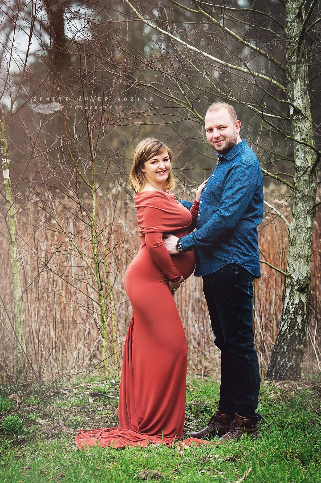 FotoZaneta sesje ciążowe Pomiechówek