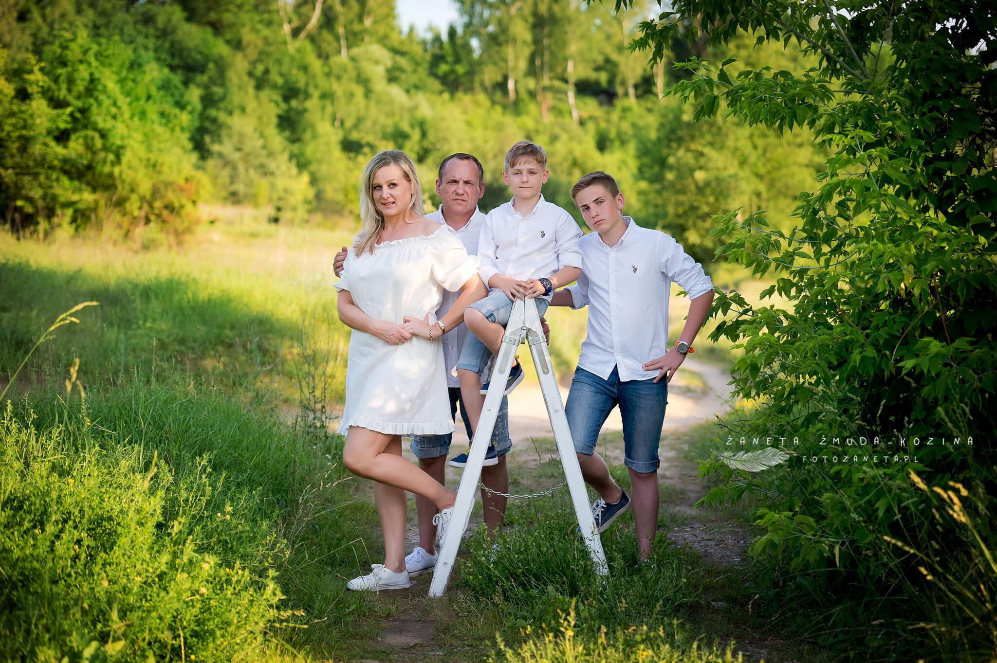 FotoZaneta fotografia rodzinna Łomianki