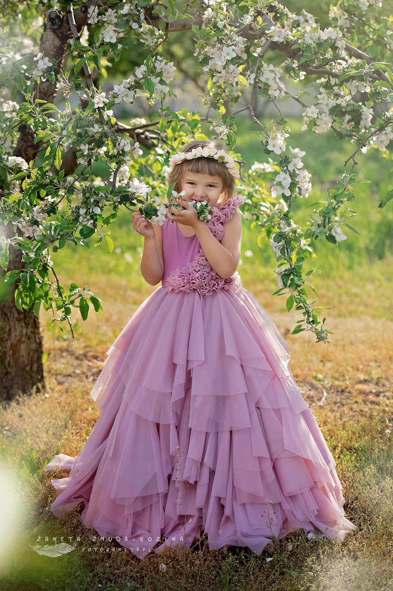 fotozaneta portret dziecka Wieliszew