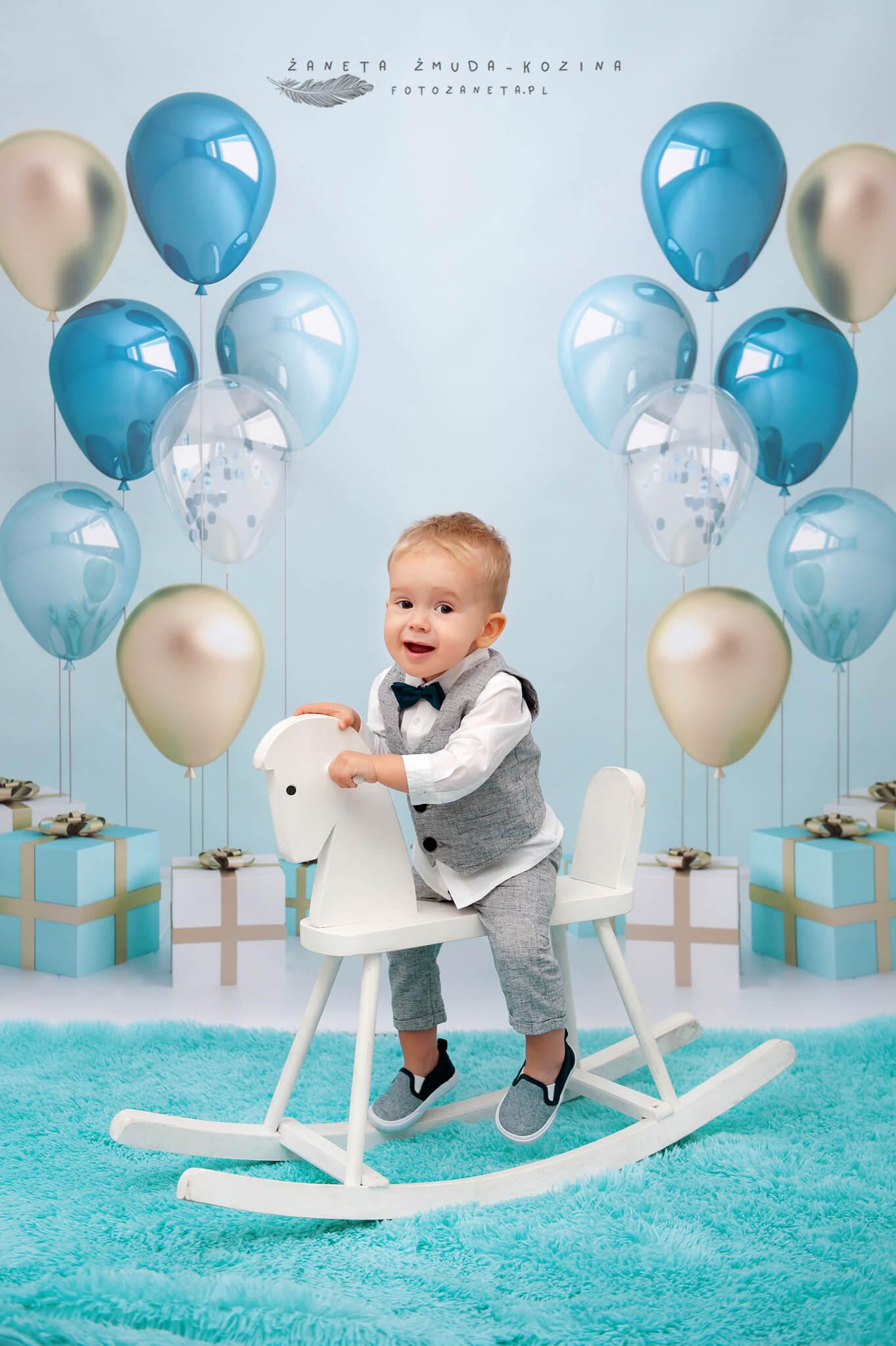 FotoZaneta sesje urodzinowe Wieliszew