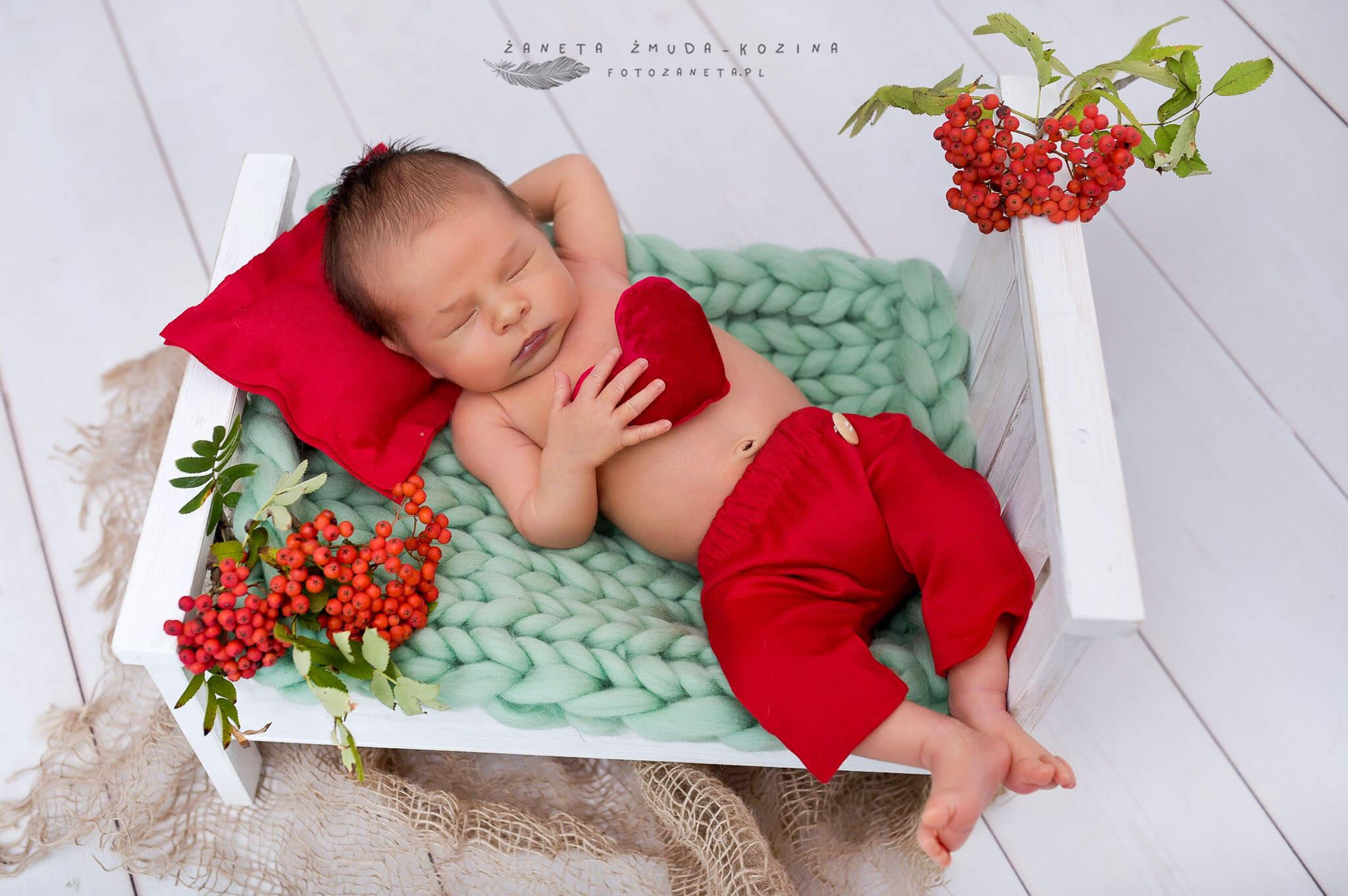 fotozaneta fotografia noworodkowa Nasielsk