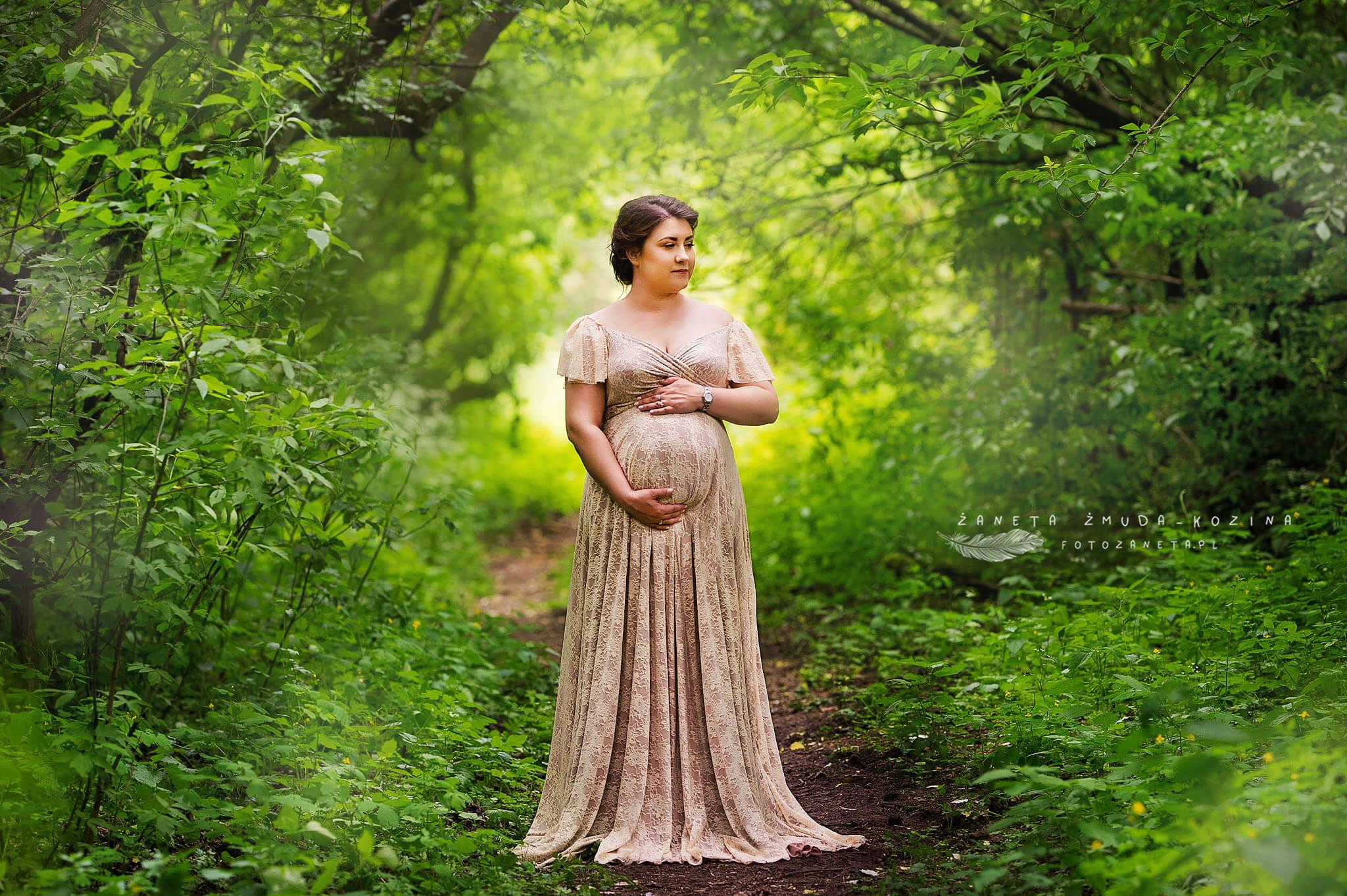 FotoZaneta sesje ciążowe Legionowo