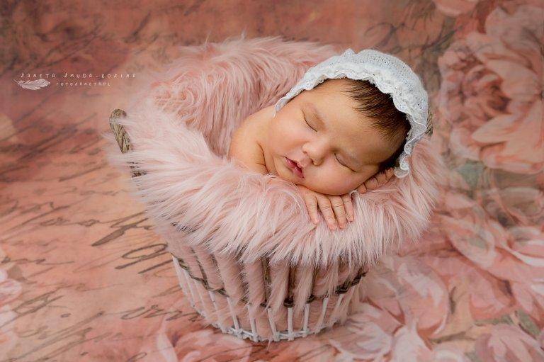 fotozaneta fotografia noworodkowa Kobyłka