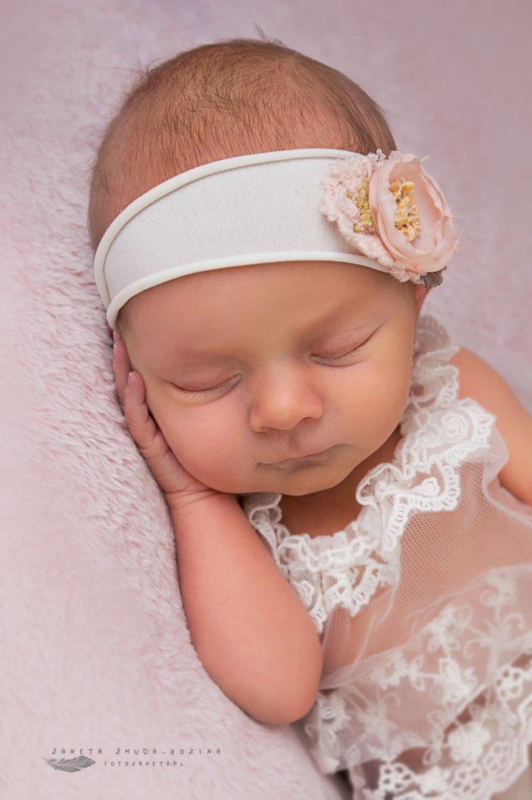 fotozaneta fotografia noworodkowa Wieliszew
