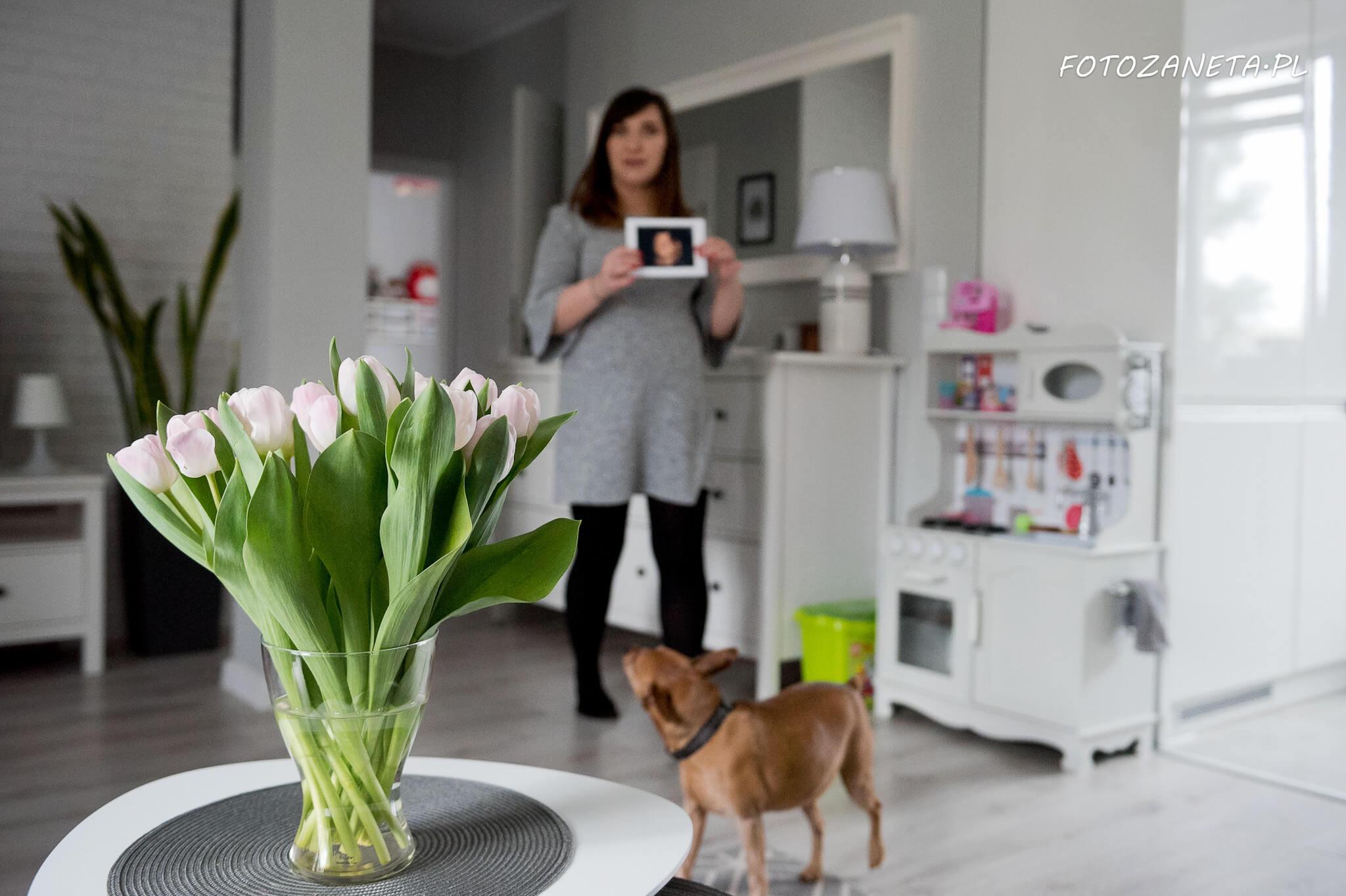 FotoZaneta sesje domowe lifestyle Nowy Dwór Maz.