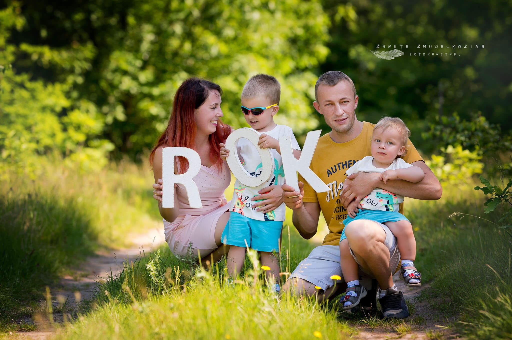 FotoZaneta sesje urodzinowe Czosnów