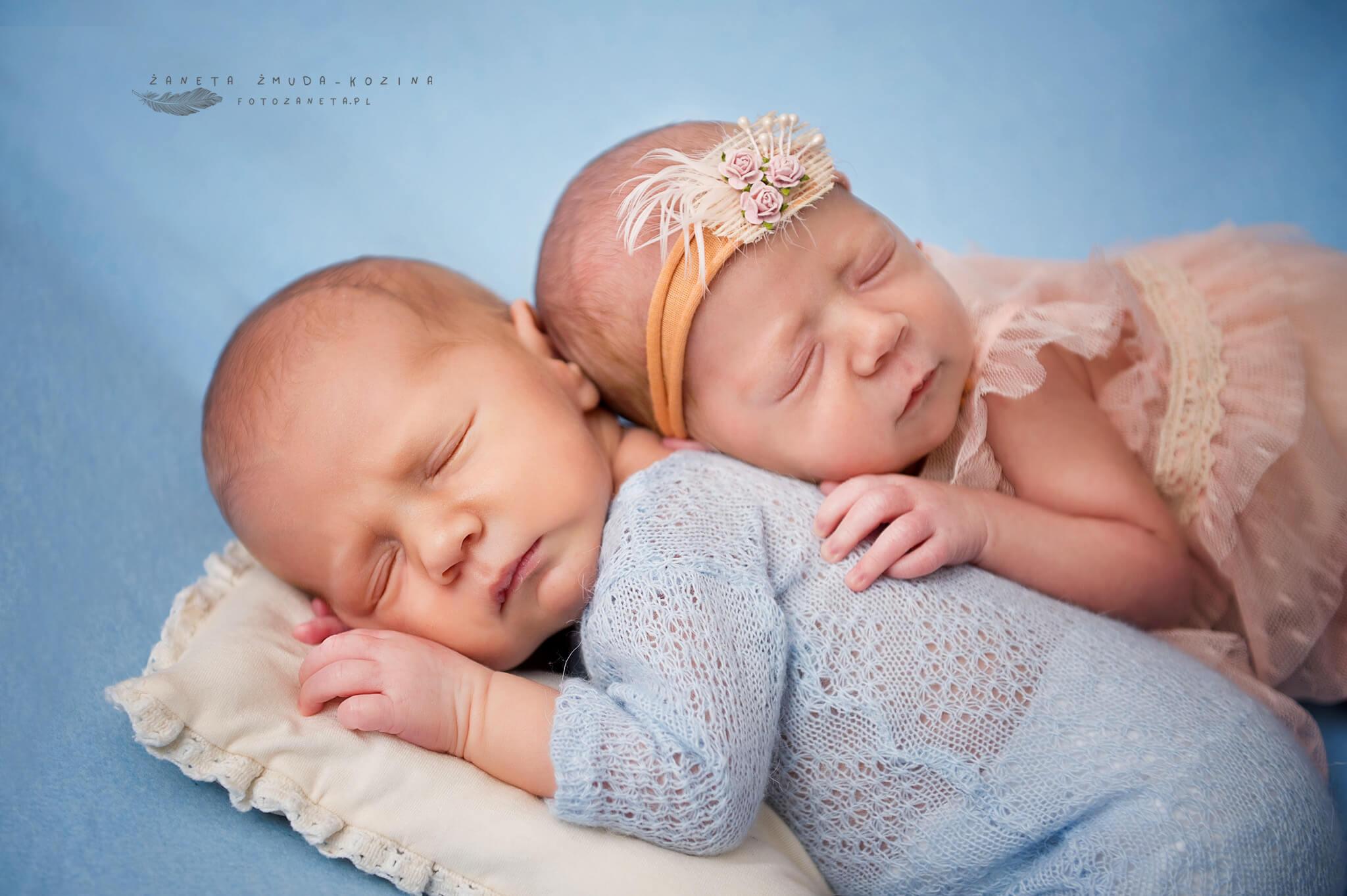 fotozaneta fotografia noworodkowa Serock