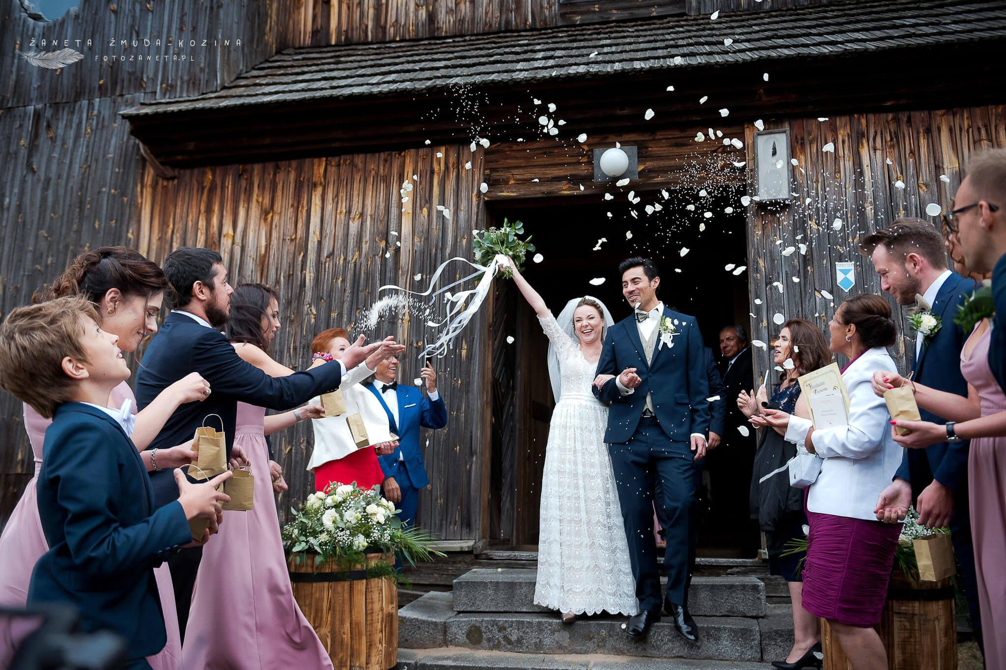 Reportaż ślubny Aleksandry i Fernanda