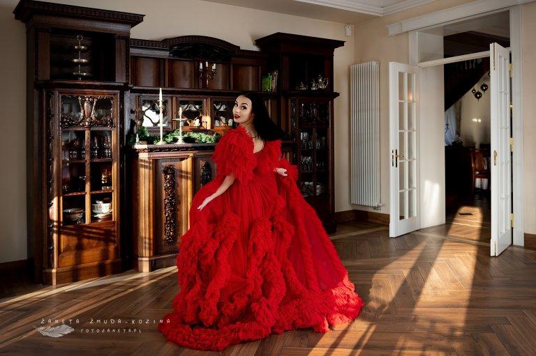 Makowe sukienki